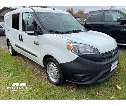2016 RAM ProMaster City Cargo for sale at RS Motors in Falconer NY