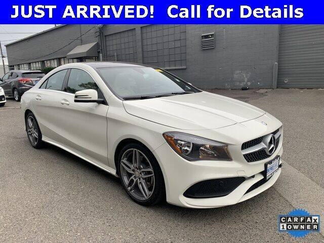 2017 Mercedes-Benz CLA for sale in Seattle, WA