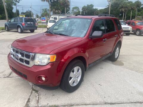 2010 Ford Escape for sale at MITCHELL AUTO ACQUISITION INC. in Edgewater FL
