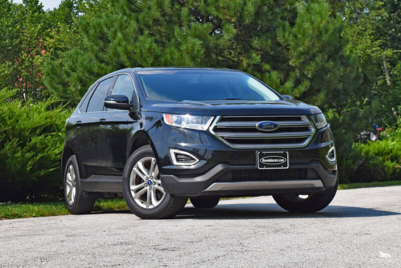 2015 Ford Edge for sale at Rosedale Auto Sales Incorporated in Kansas City KS