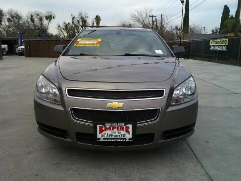 2011 Chevrolet Malibu for sale at Empire Auto Sales in Modesto CA