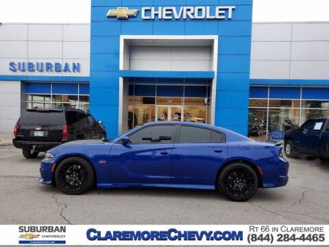 2019 Dodge Charger for sale at Suburban Chevrolet in Claremore OK