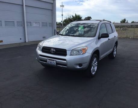 2008 Toyota RAV4 for sale at My Three Sons Auto Sales in Sacramento CA