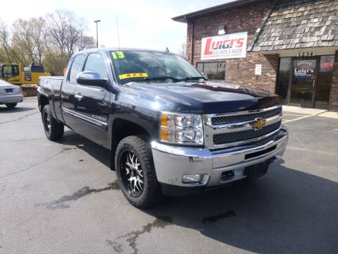 2013 Chevrolet Silverado 1500 for sale at Luigi's Automotive Collision Repair & Sales in Kenosha WI