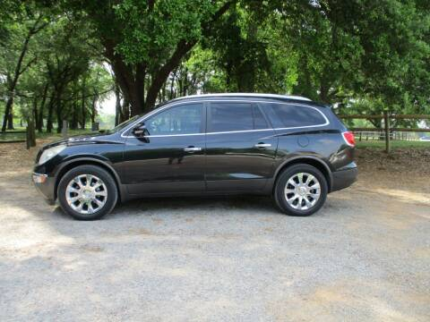 2011 Buick Enclave for sale at A & P Automotive in Montgomery AL