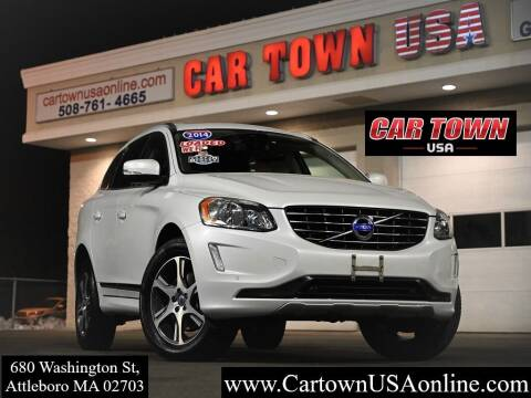 2014 Volvo XC60 for sale at Car Town USA in Attleboro MA