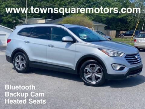 2016 Hyundai Santa Fe for sale at Town Square Motors in Lawrenceville GA