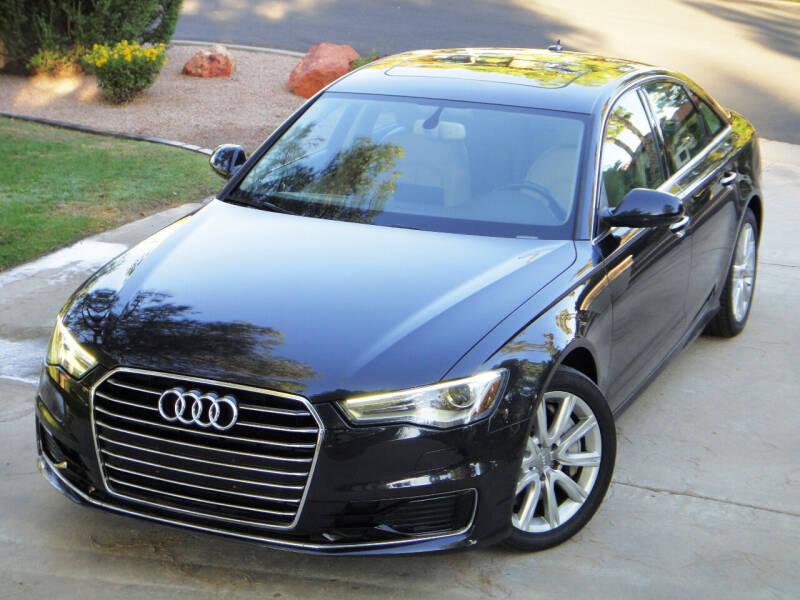 2016 Audi A6 for sale at AZGT LLC in Mesa AZ