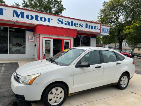 2010 Ford Focus for sale at TNT Motor Sales in Oregon IL
