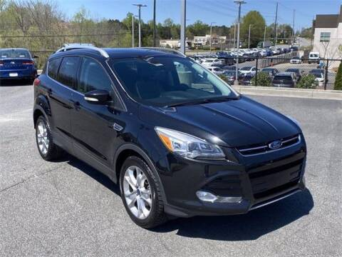 2015 Ford Escape for sale at CU Carfinders in Norcross GA