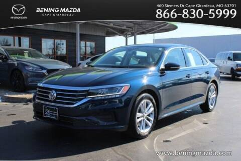 2020 Volkswagen Passat for sale at Bening Mazda in Cape Girardeau MO