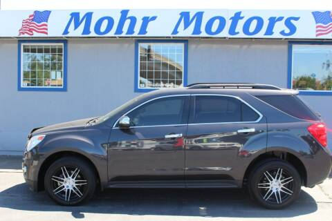 2014 Chevrolet Equinox for sale at Mohr Motors in Salem OR