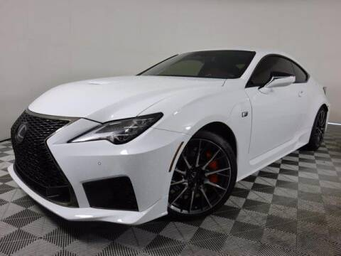 2020 Lexus RC F for sale at CU Carfinders in Norcross GA