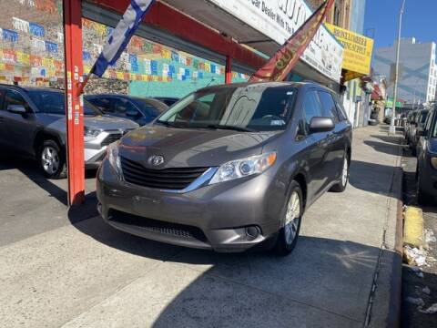 2012 Toyota Sienna for sale at New 3 Way Auto Sales in Bronx NY