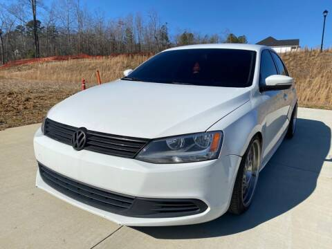 2014 Volkswagen Jetta for sale at El Camino Auto Sales in Sugar Hill GA