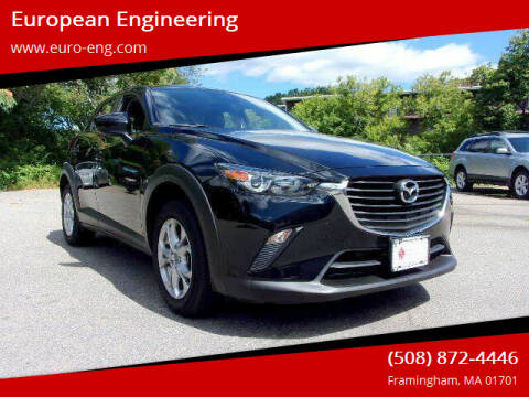 2018 Mazda CX-3 for sale at European Engineering in Framingham MA
