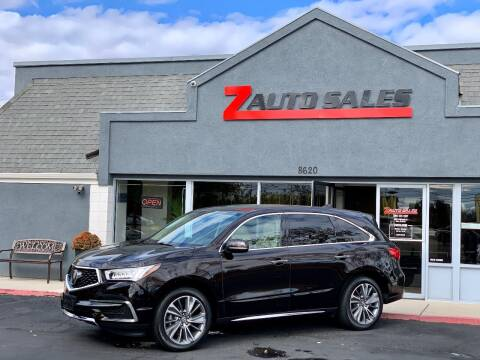 2017 Acura MDX for sale at Z Auto Sales in Boise ID