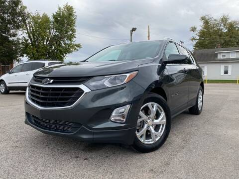 2018 Chevrolet Equinox for sale at Total Eclipse Auto Sales & Service in Red Bud IL