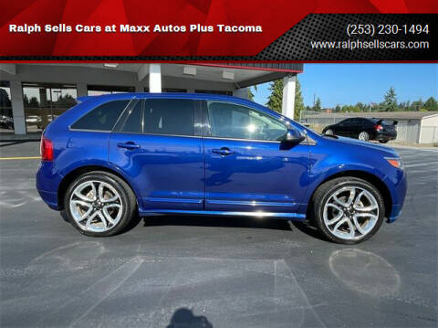 2013 Ford Edge for sale at Ralph Sells Cars at Maxx Autos Plus Tacoma in Tacoma WA