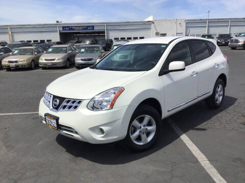 2013 Nissan Rogue for sale at My Three Sons Auto Sales in Sacramento CA