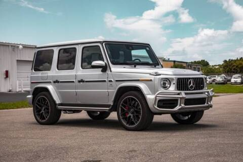 2019 Mercedes-Benz G-Class for sale at Exquisite Auto in Sarasota FL