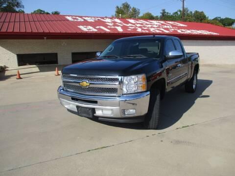 2013 Chevrolet Silverado 1500 for sale at DFW Auto Leader in Lake Worth TX