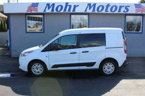 2018 Ford Transit Connect Cargo for sale at Mohr Motors in Salem OR