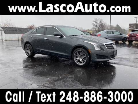 2014 Cadillac ATS for sale at Lasco of Waterford in Waterford MI