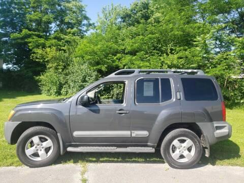 2005 Nissan Xterra for sale at Rayyan Auto Sales LLC in Lexington KY