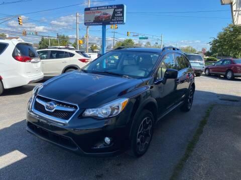 2013 Subaru XV Crosstrek for sale at Union Avenue Auto Sales in Hazlet NJ