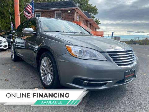 2013 Chrysler 200 for sale at Bloomingdale Auto Group in Bloomingdale NJ