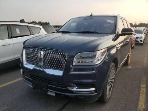 2018 Lincoln Navigator for sale at Tim Short Chrysler in Morehead KY