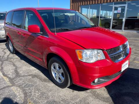 2012 Dodge Grand Caravan for sale at Best Auto & tires inc in Milwaukee WI