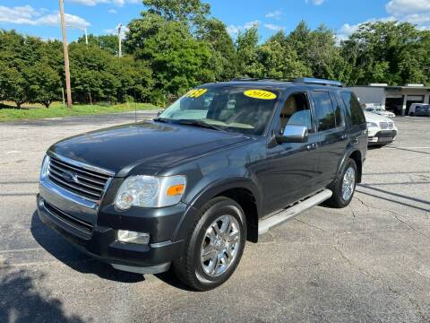 2010 Ford Explorer for sale at Import Auto Mall in Greenville SC