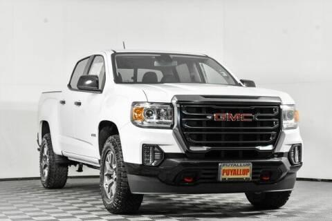 2021 GMC Canyon for sale at Washington Auto Credit in Puyallup WA