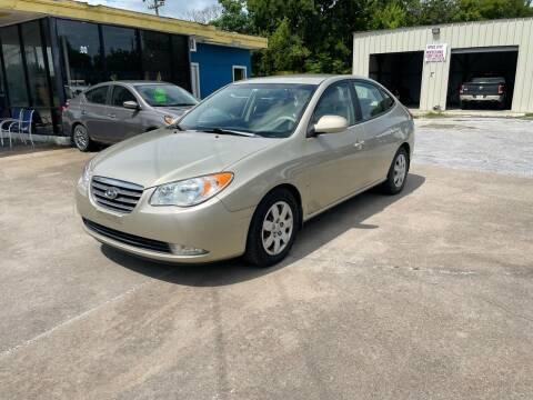 2007 Hyundai Elantra for sale at Preferable Auto LLC in Houston TX