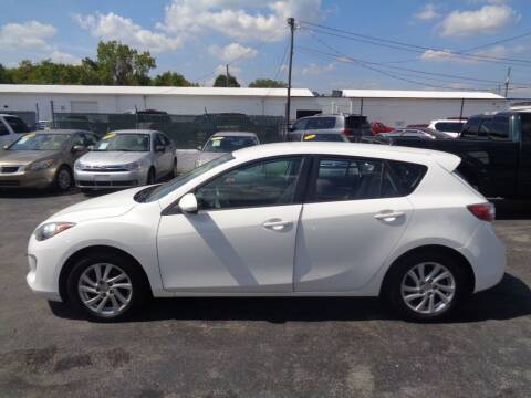 2012 Mazda MAZDA3 for sale at Cars Unlimited Inc in Lebanon TN