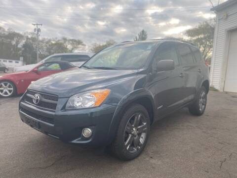 2010 Toyota RAV4 for sale at SOUTH SHORE AUTO GALLERY, INC. in Abington MA