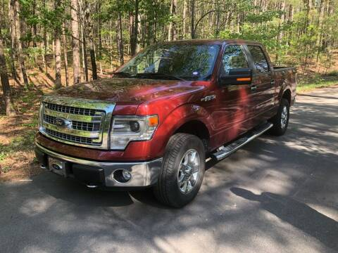 2014 Ford F-150 for sale at Village Wholesale in Hot Springs Village AR