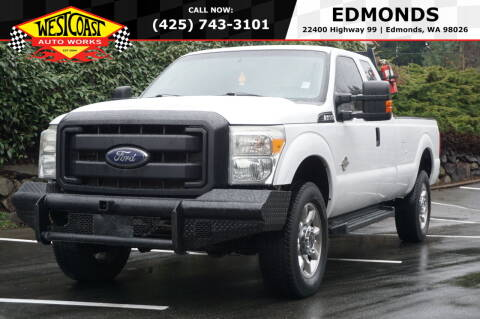 2014 Ford F-350 Super Duty for sale at West Coast Auto Works in Edmonds WA