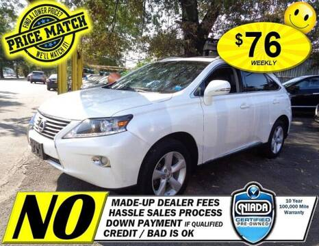 2013 Lexus RX 350 for sale at AUTOFYND in Elmont NY