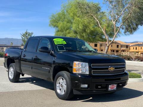 2013 Chevrolet Silverado 1500 for sale at Esquivel Auto Depot in Rialto CA