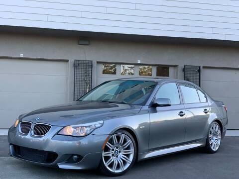 2008 BMW 5 Series for sale at AutoAffari LLC in Sacramento CA