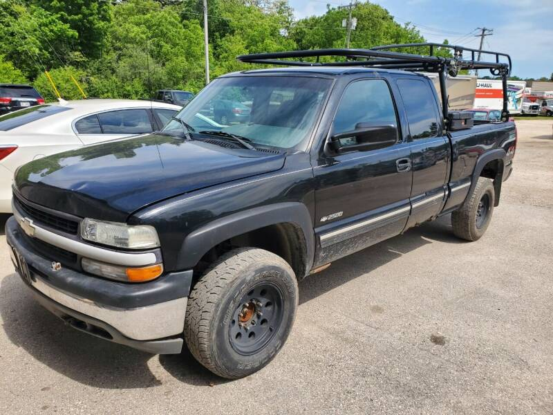 2000 Chevrolet Silverado 2500 for sale at JDL Automotive and Detailing in Plymouth WI