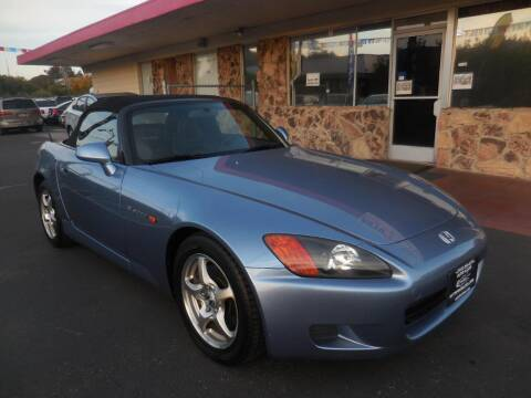 2002 Honda S2000 for sale at Auto 4 Less in Fremont CA