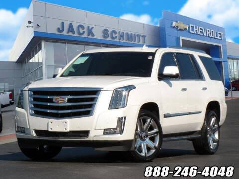 2018 Cadillac Escalade for sale at Jack Schmitt Chevrolet Wood River in Wood River IL