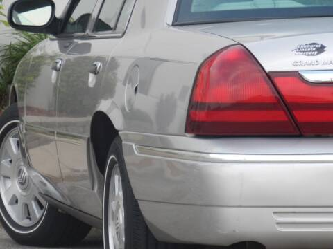 2004 Mercury Grand Marquis for sale at Moto Zone Inc in Melrose Park IL