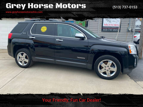 2013 GMC Terrain for sale at Grey Horse Motors in Hamilton OH