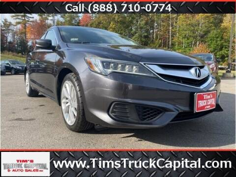 2016 Acura ILX for sale at TTC AUTO OUTLET/TIM'S TRUCK CAPITAL & AUTO SALES INC ANNEX in Epsom NH