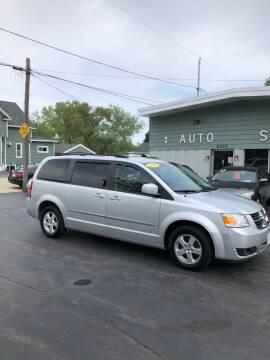 2010 Dodge Grand Caravan for sale at SHEFFIELD MOTORS INC in Kenosha WI